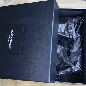 Saint Laurent Men's Shoe Box
